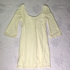 Very pretty knitted dress